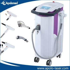 Latest Mutifunctional Elight IPL RF ND YAG Remove Tattoo Laser Platform pictures & photos