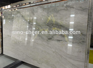 Cheap Polished Marble Slab for Kitchen/Bathroom/Living Room pictures & photos
