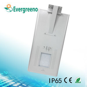 Integrated All in One Solar Street Light for Outdoor Lighting pictures & photos