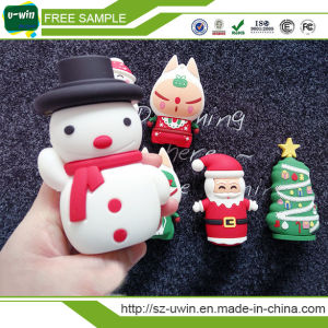 5200mAh Santa Claus Power Bank USB Charger Best Christmas Gift pictures & photos