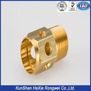 High Precision Aluminum/Brass/Steel/ CNC Machining Part pictures & photos