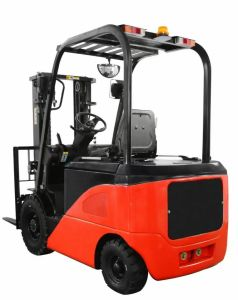 2.5ton Four Wheels Electric Forklift pictures & photos