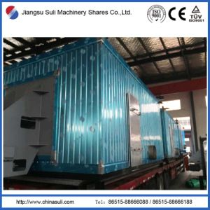 High Quality Car Bottom Powder Drying Furnace Oven for Coating Production Line