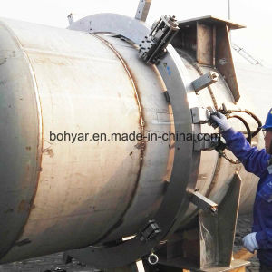 Od Mounted, Pipe Cutting and Beveling Machine with Hydraulic Motor (SFM6072H) pictures & photos