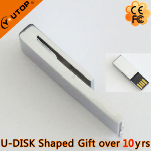 Hot Gift Bookmark Clip Metal USB Flash Drive (YT-3217-02) pictures & photos