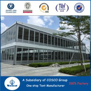 Cosco Huge Aluminum Party Tent for Exhibition Equipment pictures & photos