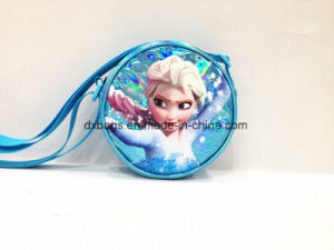 Cute Kids Round Shoulder Bag, Sling Bag (DX-LB1001) pictures & photos