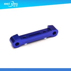 Custom Blue Anodized Aluminum 6061-T6 CNC Milling Machine Parts pictures & photos
