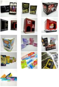 Folder Gluer Machine 6 Corners (1100GS) pictures & photos