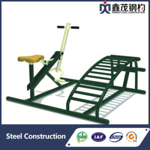 Customized Outdoor Gym Equipment Seated Rowing Machine pictures & photos