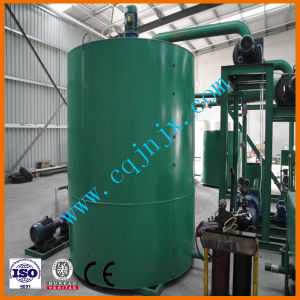 Ce Certification Mixed Used Lubricant Oil Processing Machine Without Acid Clay pictures & photos