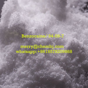 USP Local Anesthetic Drug Benzocaine for Pain Killer CAS 94-09-7