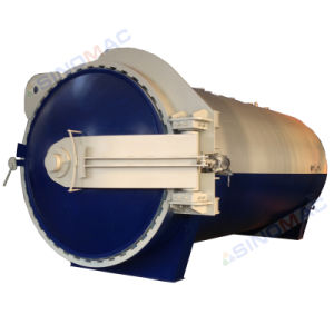 3000X6000mm Ce Certified Glass Laminated Reactor Autoclave (SN-BGF3060) pictures & photos