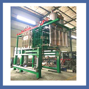 EPS Foam Shape Moulding Making Machine / Production Line with New Technology pictures & photos