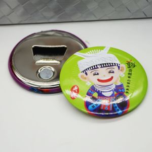 Souvenir Tinplate Magnet Bottle Opener pictures & photos
