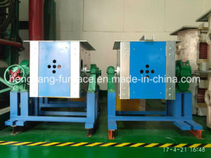 Fast Melting Induction Furnace (GW-50kg) pictures & photos