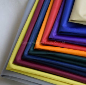 Polyester 210d Oxford Fabric pictures & photos