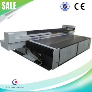 UV Flatbed Printer for Printing Jade \ Ceramic \ Tile \ Marble pictures & photos