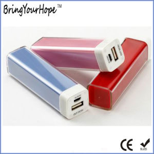 Classical Lipstick Style 2000mAh Power Bank (XH-PB-001) pictures & photos