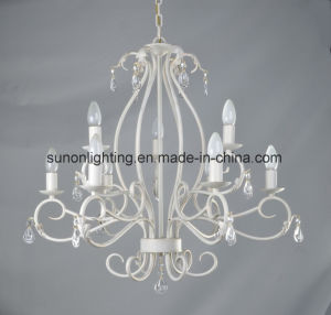 Painted Pink Elegant Chandelier pictures & photos