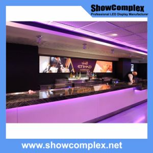 Indoor Full Color LED Video Display for Fixed Installation with Slim Panel (500*500mm pH2.97) pictures & photos