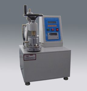 Packaging Material Burst Strength Test Instrument pictures & photos