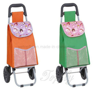 Portable Intelligent Supermarket Luggage Cart Bag pictures & photos