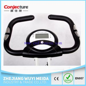 Folding Magnetic Upright Exercise Bike Indoor Cycling Bike pictures & photos