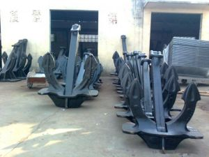 Ship Anchors Hot-DIP Galvanized or Black Painted with Competitive Prices pictures & photos