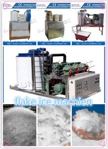 8tons/Day Flake Ice Machine Fishing Equipment Automatic Ice Machine pictures & photos