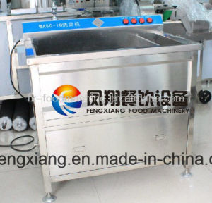 Automatic Cleaning / Sterilizing Circulating Water, Fruit and Vegetable Cleaning Machine pictures & photos