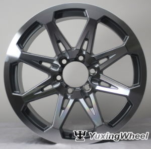 20X9.0J Alloy Racing Wheels Car Parts pictures & photos