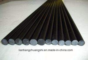 Solid Carbon Fiber Round Rod/Bar, Carbon Fiber Pole/Rod pictures & photos