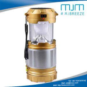 Cheap Price Solar Lantern with Mobile Phone Charger pictures & photos