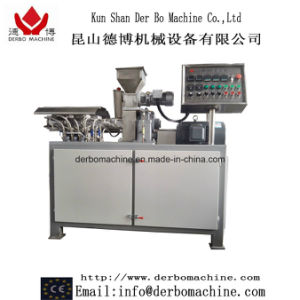 Lab Easy Clean and Maintenance Tse Twin Screw Extruder pictures & photos