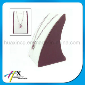 Luxury Custom Design Acrylic Jewelry Necklace Display Model pictures & photos