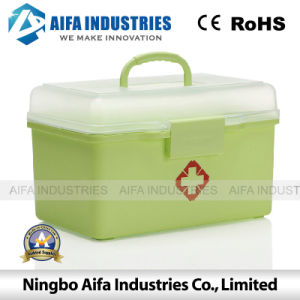 Plastic Medicine Box Injection Mold with Handle