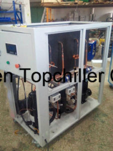 21kw Low Temperature Industrial Water Cooled Glycol Chiller pictures & photos