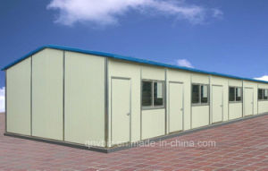 High Quality Easy Installation African Prefab House/Modular Mobile Home pictures & photos