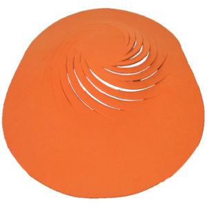 Adjustable Foam Sun Visor Cap with Customized Logo pictures & photos