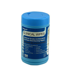 Wholesales Disposable Hospital Surface Alcohol Disinfectant Wipes for Medical pictures & photos