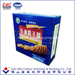 China Products Custom Printing Paper Folding Cookies Box Packaging, Cookies Paper Box Best Products, Gift Paper Box pictures & photos