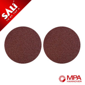 Sali 7 Inch 180X22.2 Aluminium Oxide Abrasive Hook & Loop Sanding Disc pictures & photos