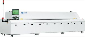 8 Temperature Zone Reflow Soldering in SMT Line pictures & photos