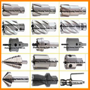 Thread Shank Carbide Tip Core Drill Bit pictures & photos