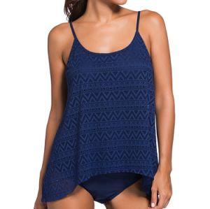 2017 Sexy Crochet Trunk Lady Women Bathing Suit Swimsuit Beachwear Bikini Swimwear pictures & photos