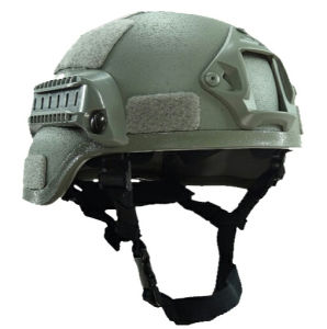 Kevlar Bulletproof Military Police Tactical Helmet pictures & photos