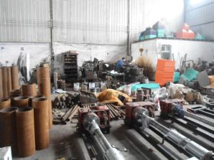 Derz PP PE Granulating Machine pictures & photos
