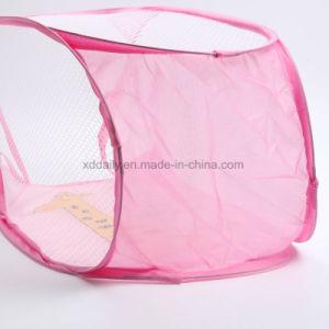 Pop up Mesh Laundry Bag Hamper pictures & photos