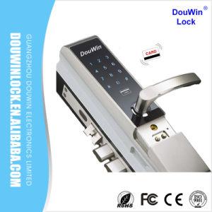 Best Seller Card Code Keypad Electronic Digital Door Lock pictures & photos